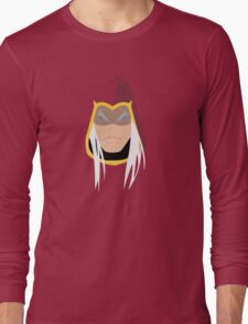 War Darksiders Minimalistic Design Long Sleeve T-Shirt