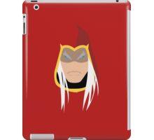 War Darksiders Minimalistic Design iPad Case/Skin