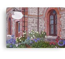 Gawler Community Gallery Canvas Print