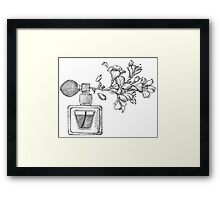 Scent of flowers. Framed Print