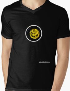 Retro Tigers YoYo Mens V-Neck T-Shirt