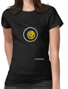 Retro Tigers YoYo Womens Fitted T-Shirt