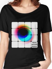 RAINBOW EYE (thirty second chance) Women's Relaxed Fit T-Shirt