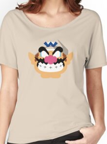 Wario Minimalistic Design Women's Relaxed Fit T-Shirt