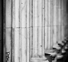 Pillar of the Community by Jen Wahl