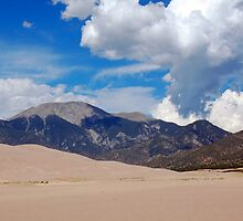 The Great Sand Dunes by reikipam