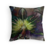 Something a little different Throw Pillow