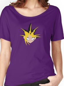 Yu-Gi-Oh! Minimalistic Design Women's Relaxed Fit T-Shirt