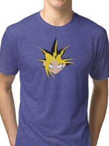Yu-Gi-Oh! Minimalistic Design Tri-blend T-Shirt