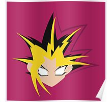 Yu-Gi-Oh! Minimalistic Design Poster