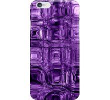 Purple circuitry - phone and iPod skin iPhone Case/Skin