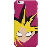 Yu-Gi-Oh! Minimalistic Design iPhone Case/Skin
