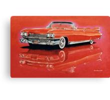 1959 Cadillac Eldorado Biarritz Canvas Print