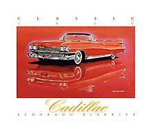 1959 Cadillac Eldorado Biarritz ver 2 Photographic Print