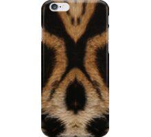 Tiger skin pattern 003 iPhone Case/Skin