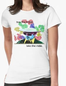 HST  Womens Fitted T-Shirt