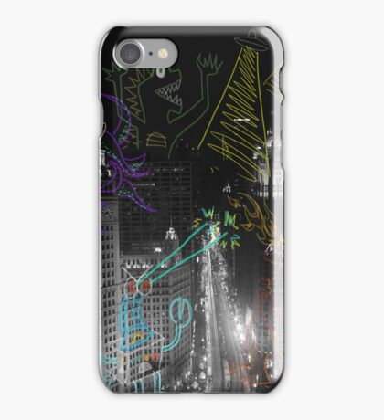 Magnificent take over! iPhone Case/Skin