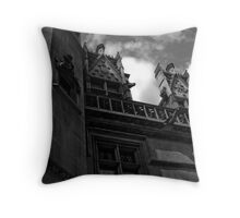 Musee national du Moyen Age Throw Pillow