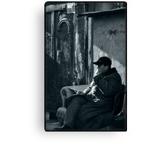 Expressions of Beijing 2 Canvas Print