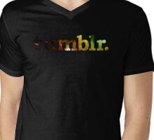 tumblr. Mens V-Neck T-Shirt