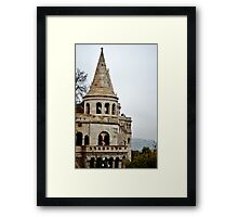 knight in shining armour?!  Framed Print