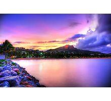 Sunset Strand Photographic Print