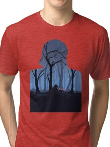 The Force Awakens Tri-blend T-Shirt
