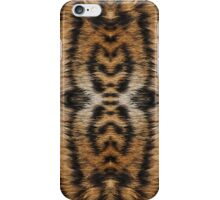 Tiger skin pattern 007 iPhone Case/Skin