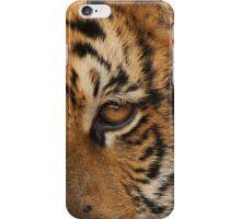 Tiger skin pattern 009 iPhone Case/Skin