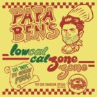 Papa Ben's Low-Cal Calzone Zone by Tom Kurzanski