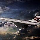 Concorde by Bob Martin