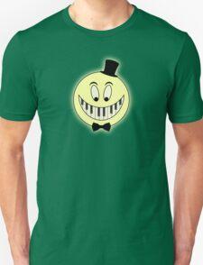 Vintage Pianst Smile Cartoon T-Shirt