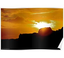 Sunrise, Winkipop Malny  Poster