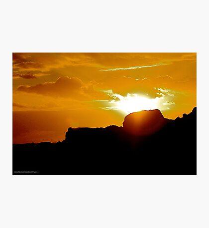 Sunrise, Winkipop Malny  Photographic Print