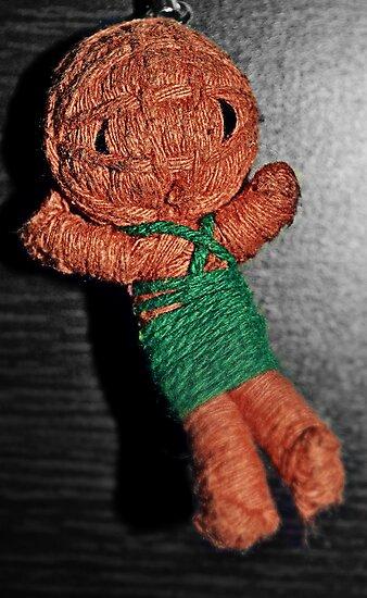 voodoo doll by uriel909