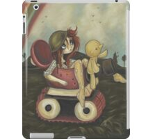 War Games: Send in the Artillery 2 iPad Case/Skin