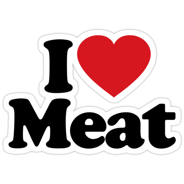 I Love Meat by iheart