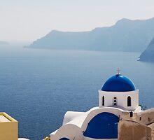 Santorini, Greece by KC Man