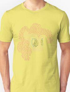Pinkie Smile Typography Shirt T-Shirt