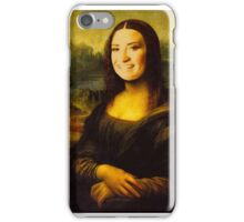 poot lovato/ mona lisa iPhone Case/Skin