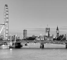 The Eye, London by Chu Man