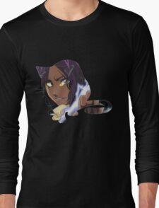 yoruichi bleach  Long Sleeve T-Shirt