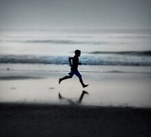 Beach Runner by Dannyboy2247