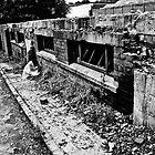 Derelict Bunker by nicholas stewart