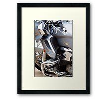 Immaculate! Framed Print