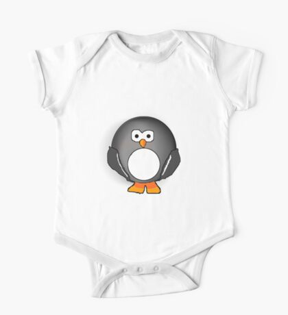 Peter The Penguin One Piece - Short Sleeve