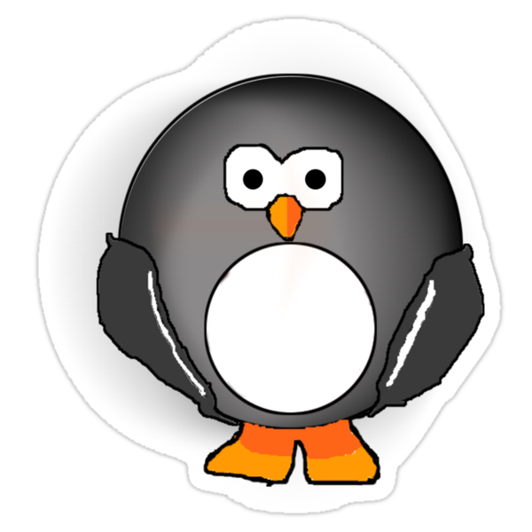 Peter The Penguin by ricardo122