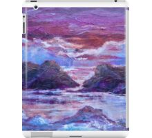Waterscape View iPad Case/Skin