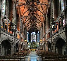 The Lady Chapel  by Irene  Burdell