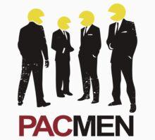 PacMen by nikholmes